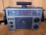 Radio HF, VHF, airband